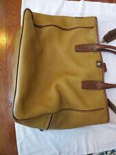 Mulholland leather bag, Olive Green