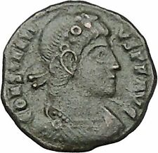 CONSTANTIUS II Constantine the Great son Ancient Roman Coin Victories  i40927