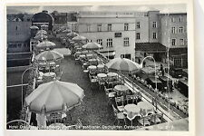 24433 AK Hirschberg Hotel Drei Berge Dachgarten 1933