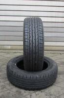 2X Sommerreifen Reifen Bridgestone Dueler H/P 205 60 R16 92H 7mm