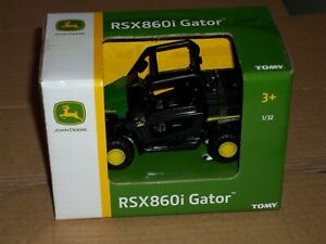 BRITAINS  46801 JOHN DEERE RSX860I GATOR      NEW BOXED