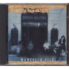 MARCELLO PIERI - Il capitano della masnada - CD 1994 SIGILLATO SEALED