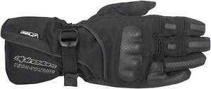Alpinestars Apex Drystar Gloves - Motorcycle Textile Waterproof Touch Screen