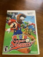 Mario Super Sluggers (Nintendo Wii, 2008)