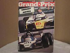 GRAND . PRIX INTERNATIONAL No 27 GERMANY / AUSTRIA