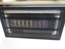 Hengstler 0 891 603 - Zählwerk / Betriebsstundenzähler / Stundenzähler