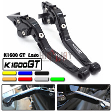 CNC Adjustable Extendable Brake Clutch Levers For BMW K1600GT 2017