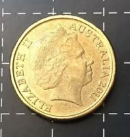 2011 AUSTRALIAN $2 TWO DOLLAR COIN - LOW MINTAGE