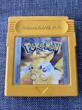 Pokemon Yellow Gameboy Colour