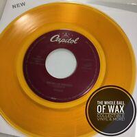 Paul McCartney & Wings - Maybe I'm Amazed / Band On The Run 45 PROMO Gold MINT