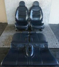 BMW Mini One Cooper Cabrio R52 Sport Leather Gravity Interior Seats with Airbag