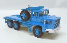 HO 1/87 BERLIET GPO 17P 6X6  - BLUE - Ready Made Resin Model by Fankit Models