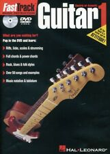 Fast Track: Guitar Method 1 [New DVD]