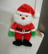 TY Beanie Baby - SANTA the Santa (9 inch) - Stuffed Animal Toy