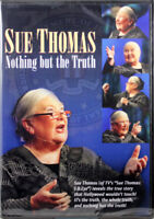 Sue Thomas Nothing But The Truth NEW DVD Autobiography Documentary Testimony