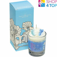 COTTON CLOUDS PIPED CANDLE BOMB COSMETICS CLARY SAGE CEDARWOOD SCENTED NEW