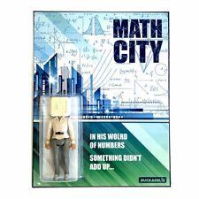 SUCKLORD - Math City - SUCKADELIC Signed Original Bootleg Figure Art Toys 1/1.