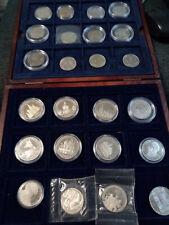24  Münzen 1-5 Rubel