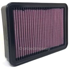 K&N 33-2392 High-Flow Drop-In Panel Air Filter Fits: Mitsubishi Evolution EVO X