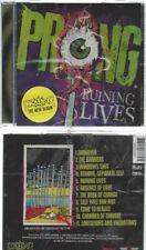 CD-- PRONG  --RUINING LIVES