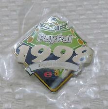"2005 eBay Live San Jose Pin 1998 PayPal Founded Enamel New 1½"""