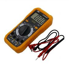 Multimeter LCD Digital with Voltmeter, Ohmmeter and Ammeter (Brand New)