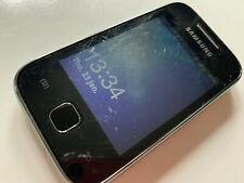 Samsung Galaxy Y GT-S5360 - Metallic Grey (Unlocked) Smartphone GOOD CONDITION