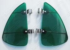 Green Breezies Window Vent Wing Wind Deflectors Deflector