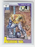 "1991 MARVEL UNIVERSE CARD #74 ""ABSORBING MAN"""