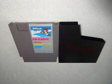 Kid Icarus Nintendo NES juego sólo el módulo