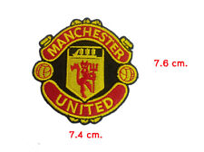 Manchester united applique iron on patches F1