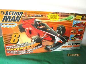Action Man Grand Prix Mission , neuf