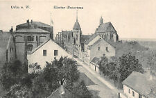Culm Weichsel Chełmno Kloster Panorama Postkarte 1916