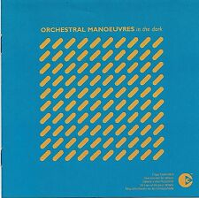 OMD / Orchestral Manovers In The Dark (Digitally Remastered) CD