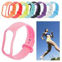 For Xiaomi Mi Band 4 3 Wrist Band Silicone Bracelet Strap Wristband Replacement