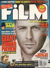 Total Film June 1997 Muhammad Ali, Bruce Willis VG 062416DBE