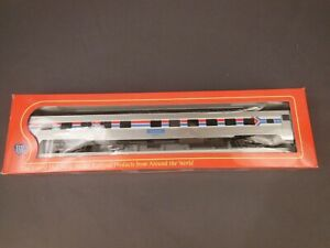 HO SCALE IHC AMTRAK SMOOTH SIDE ROOMETTE