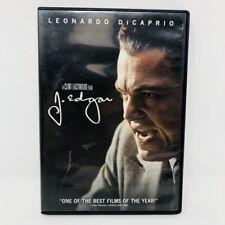 J. Edgar (DVD, 2012) Free Shipping