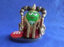 2005 Star Wars Chocolate Mpire Queen Amidala M&M's Action Figure Hasbro