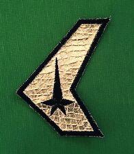 Star Trek Enterprise Uniform Insignia Patch - Command USS Defiant TOS Wrap Style