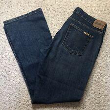 Levi Strauss Signature Womens Jeans sz 10 Short Med Wash Boot Cut Low Rise GW24