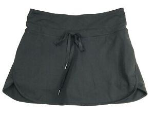 VSX Skort Sexy Sport Size Small S Victoria's Secret Black Short Skirt W/ Shorts