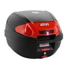 GIVI MONOLOCK E300  30 litre TOP CASE TRUNK + BASEPLATE