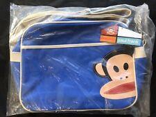 Paul Frank Julius Monkey Cobalt Blue Shoulder Messenger School Bag