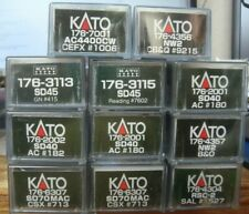 A Gazillion KATO locos - all must go - N Scale  11 AVAILABLE