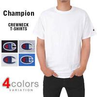 NEW MENS CHAMPION COTTON T-SHIRT TEE SHIRT TOP SIZE L,XL,XXL,3XL