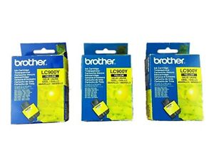 Brother Ink Cartridges Yellow Printer MCF-210C ETC  LC900Y