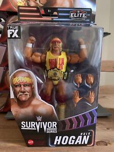 WWE Survivor Series Elite Hulk Hogan Action Figure NEW IN STOCK