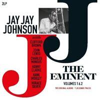 JAY JAY JOHNSON - THE EMINENT 1 & 2  2 VINYL LP NEU