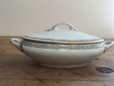 """PRELOVED SMALL TUREEN / COVERED SERVING BOWL - NO MAKERS MARKS 5 """" X 9"""""""